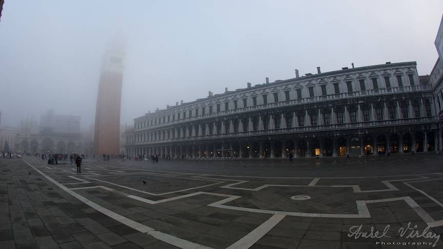 Piata San Marco Venetia.