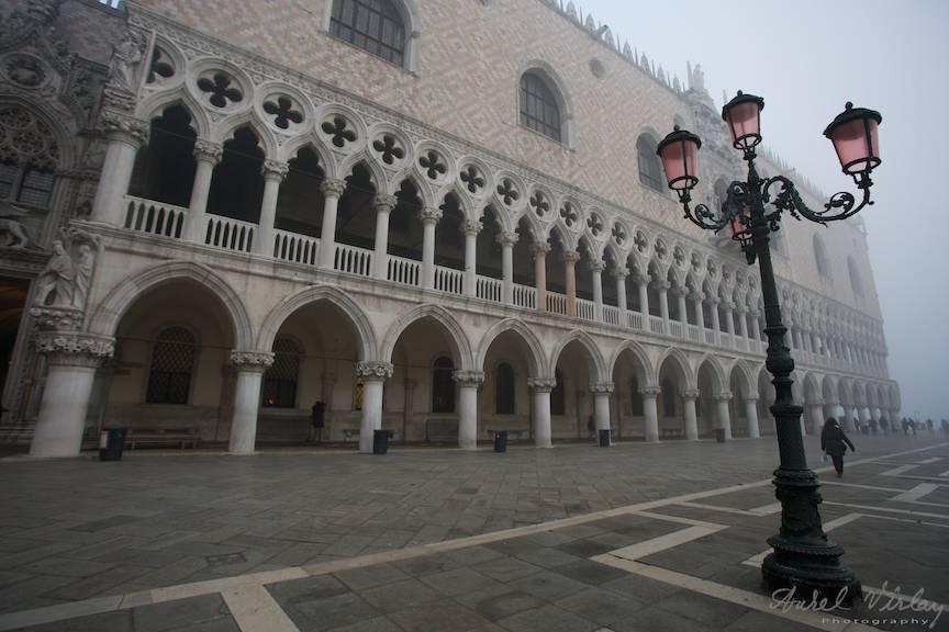 Palatul Dogilor din Piateta San Marco.
