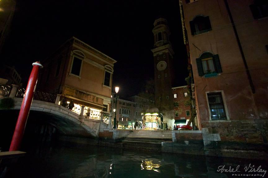 Fotografie de noapte la 25600 ISO in Venetia!