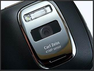 Nokia 808 PureView dotat cu obiectiv foto de 41Mp!
