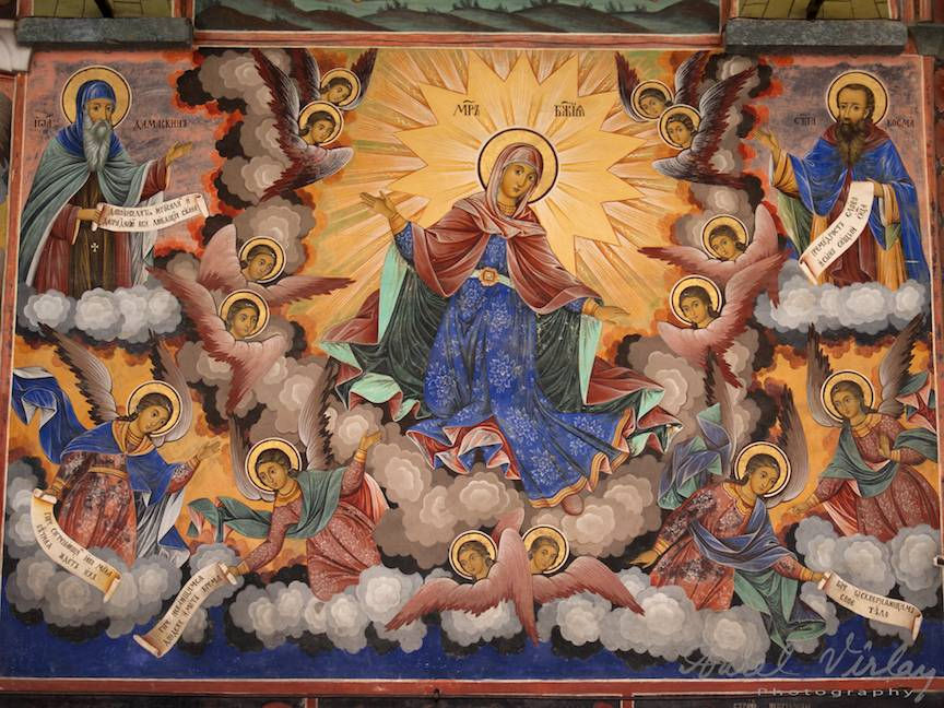 _Manastirea Rila Bulgaria Foto-Aurel-Virlan 10 picturi bisericesti facute cu har duhovnicesc
