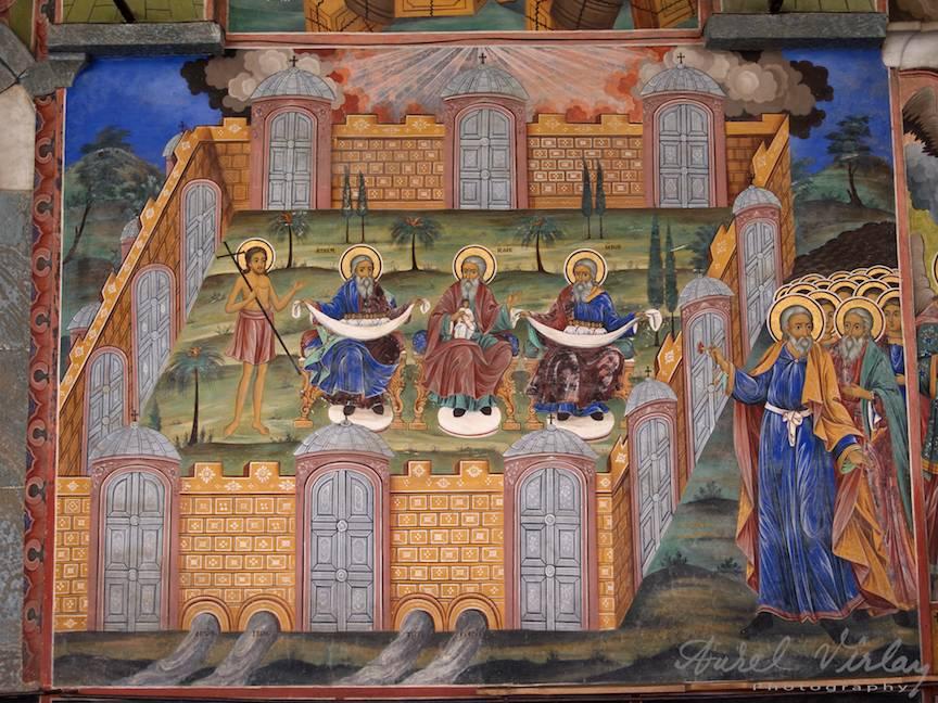 _Manastirea Rila Bulgaria Foto-Aurel-Virlan 11 pilde din evanghelie