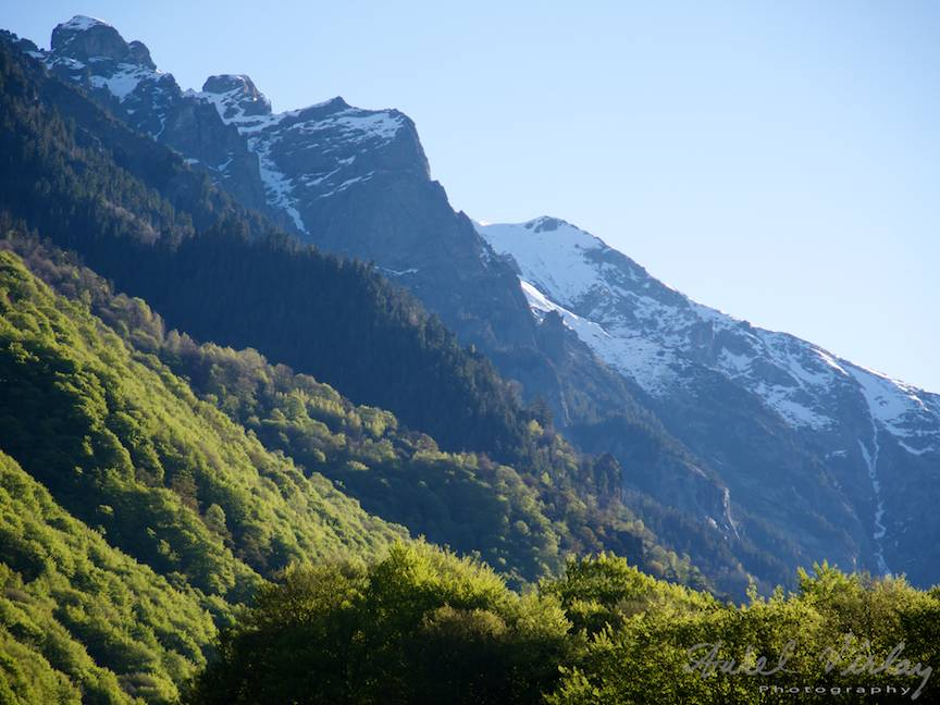 _Manastirea Rila Bulgaria Foto-Aurel-Virlan 19 zapada pe crestele muntilor