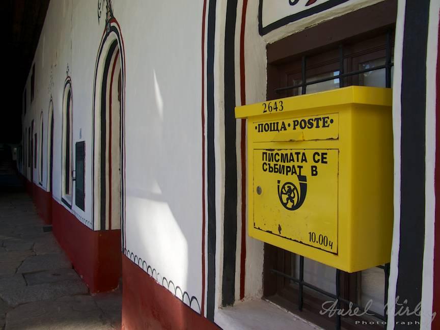 _Manastirea Rila Bulgaria Foto-Aurel-Virlan 30 cutia postala pentru scrisori