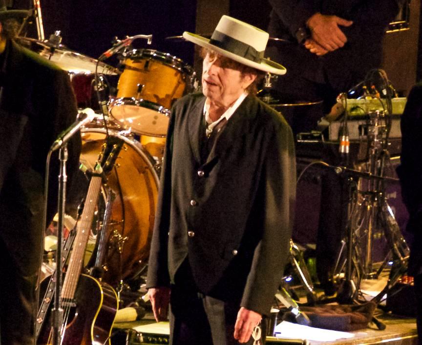 Portretul unui mare muzician: Bob Dylan la 73 de ani.