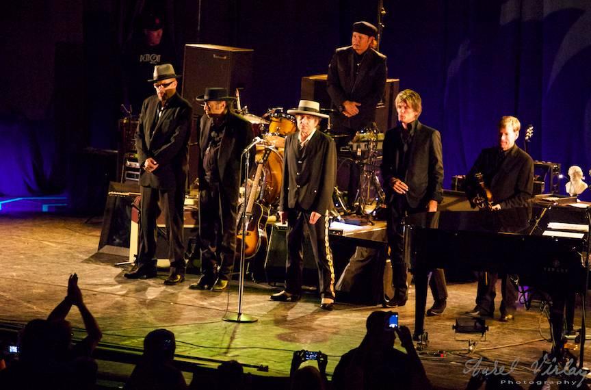 Bob Dylan concert Sala Palatului Bucuresti