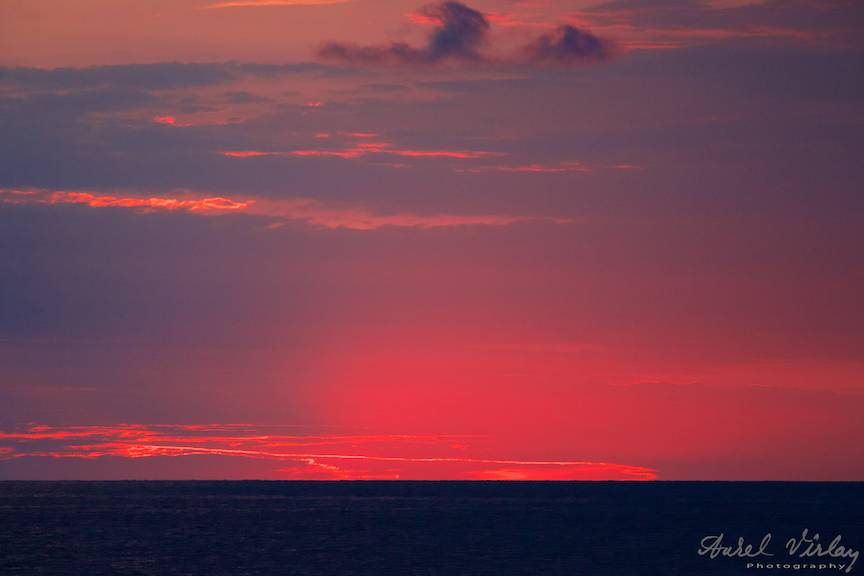 Impresie foto Rasarit de Soare in Vama Veche.