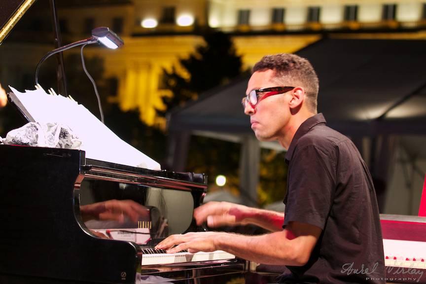 Contemporary Jazz Masters la Bucharest Jazz Festival.