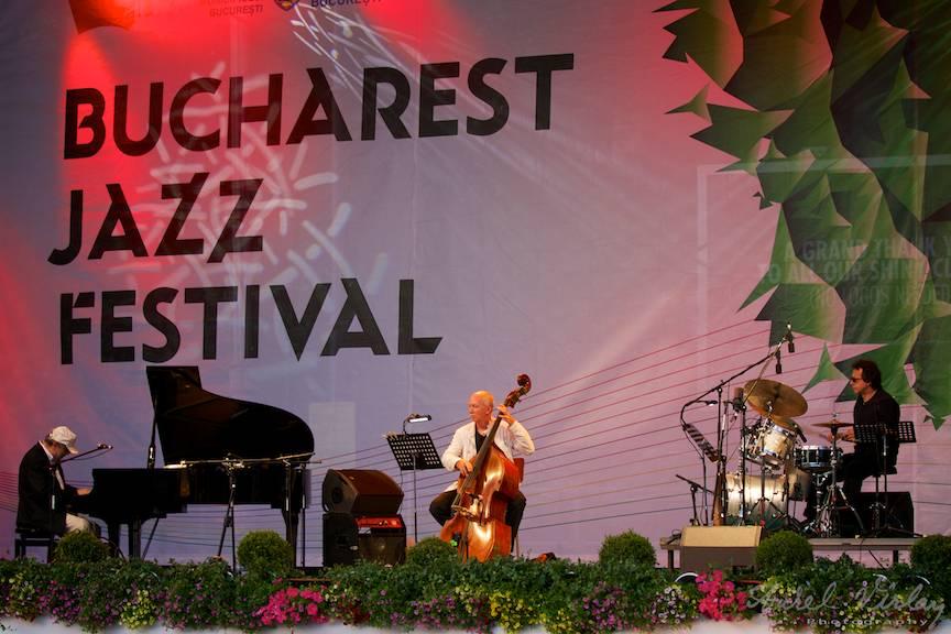 Seara frumoasa in orasul meu: Jazz Festival in Bucuresti.