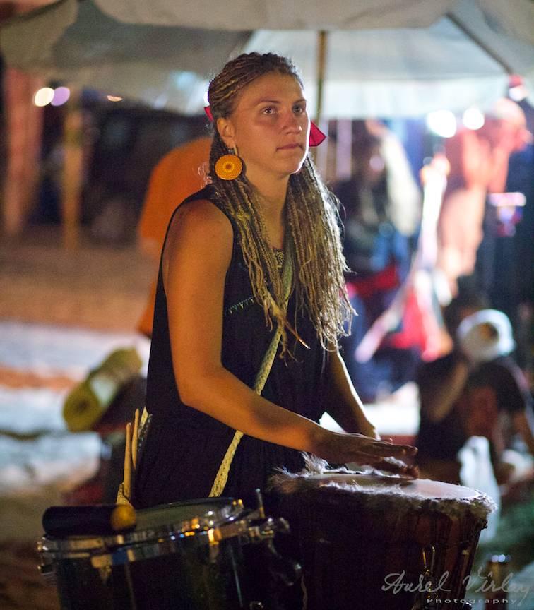 Drum'n Flute Roxana Zanga Daath Yug Vama-Veche Foto - AurelVirlan 04