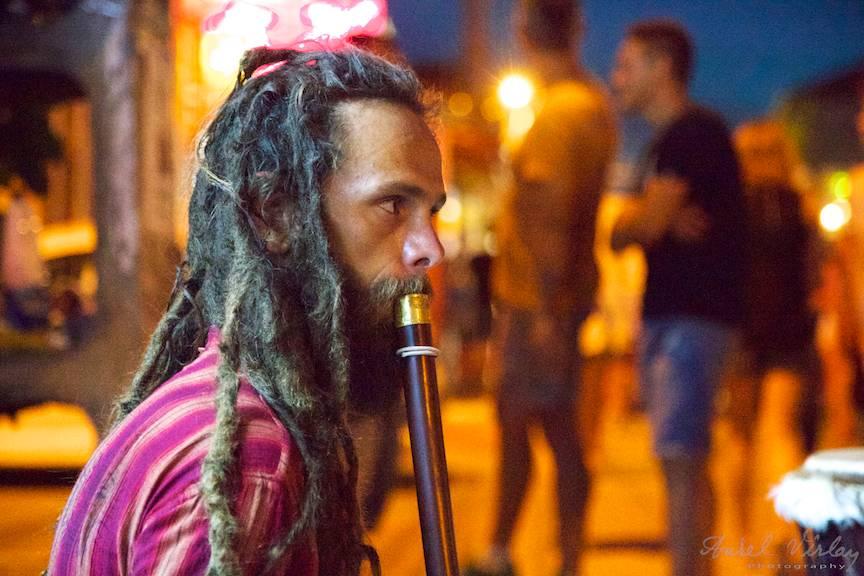 Drum'n Flute Roxana Zanga Daath Yug Vama-Veche Foto - AurelVirlan 08