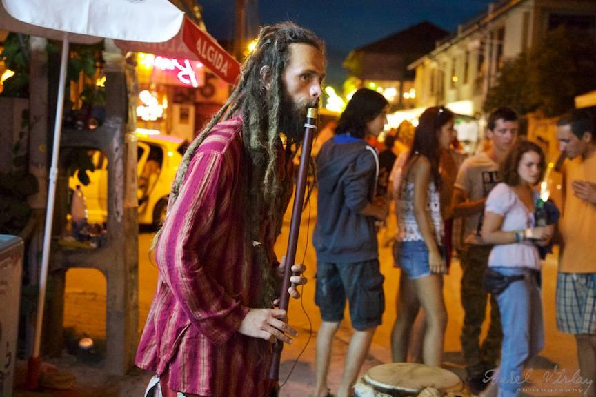 Drum'n Flute Roxana Zanga Daath Yug Vama-Veche Foto - AurelVirlan 09