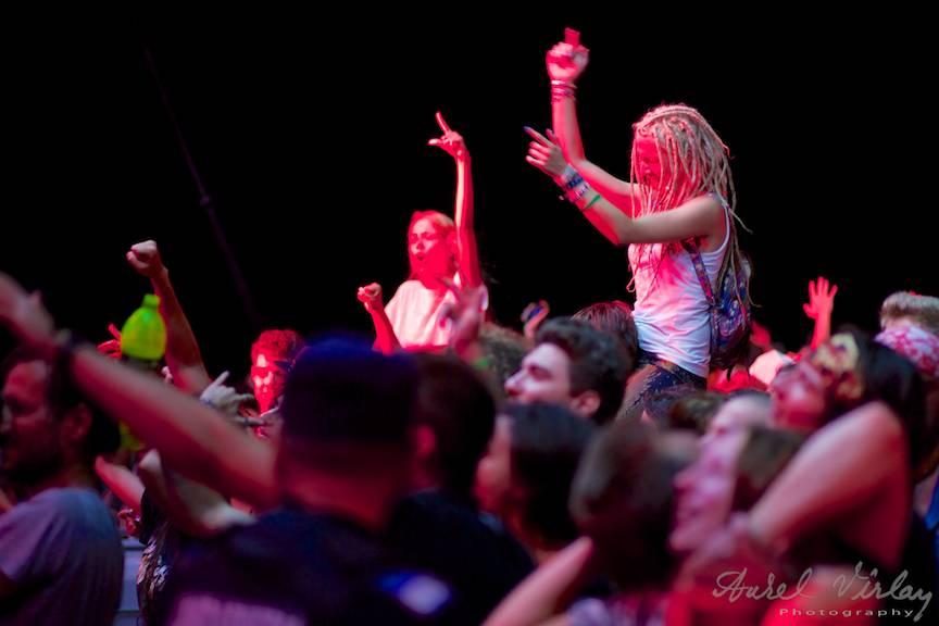 Folk You Vama Veche Fotografie - AurelVirlan 03 fetele din public