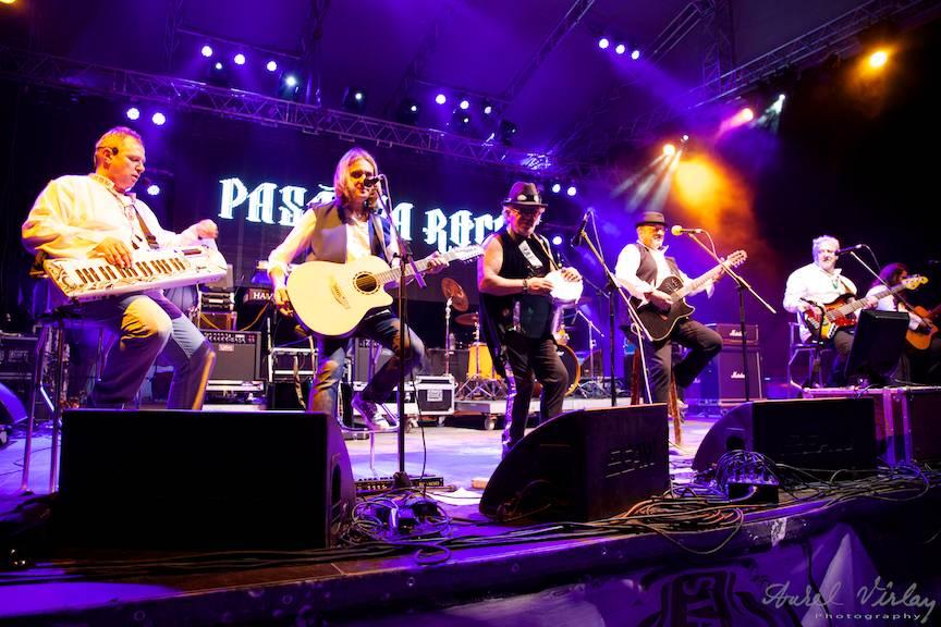 Folk You Vama Veche Fotografie - AurelVirlan 15 formatia Pasarea Rock ex Phoenix
