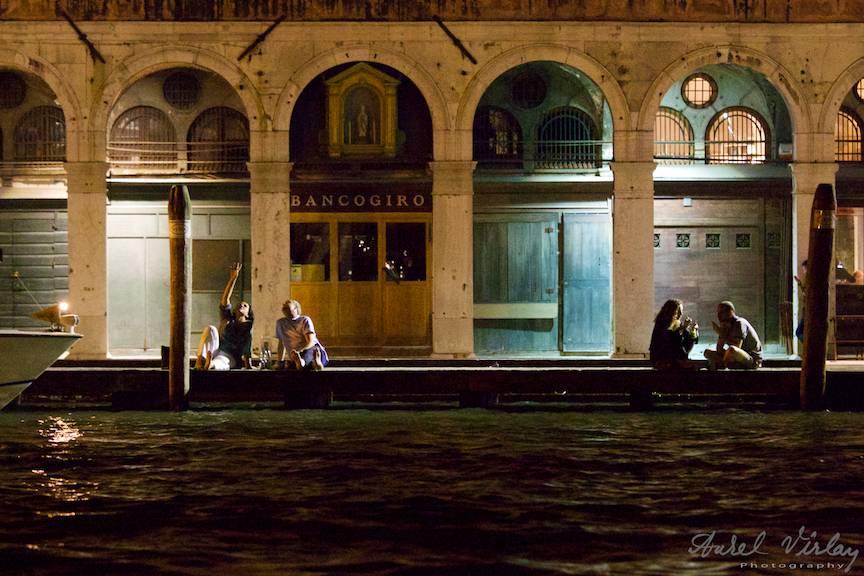 Doi indragostiti in Venetia tema foto iubirea - Aurel Virlan - 10 cei mai frumosi iubiti