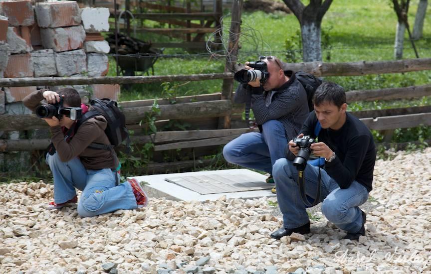 Scoala de fotografie ofera cursuri pentru fotografi.
