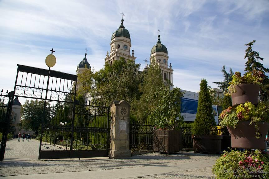 Pelerinaj Moldova Bucovina - Mitropolia din Iasi.