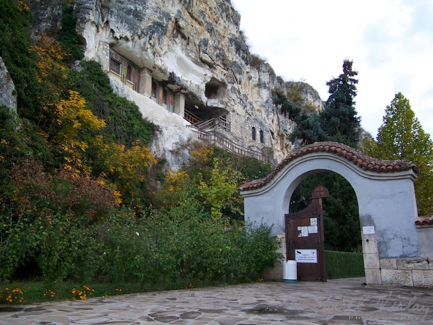 Excursie Manastire Sf Dimitar + poarta intrare - Foto Aurel Virlan - EmailS-13