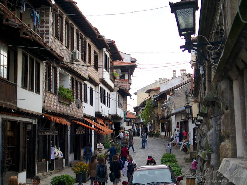 Excursie Velico-Tarnovo - Foto Aurel Virlan - 04 oras medieval strada artizani