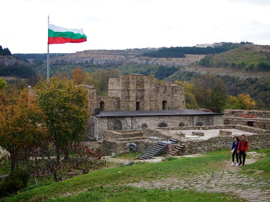 Excursie Velico-Tarnovo - Foto Aurel Virlan - 15 Cetate medievala bulgaria