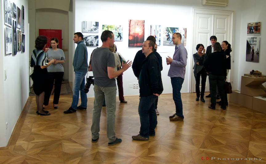 Expozitie Fotografie Inspired by Bucharest ICR Viena
