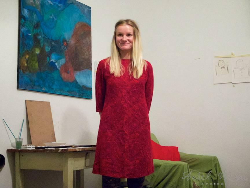 Kirsi Hyotyla - art therapist din Finlanda