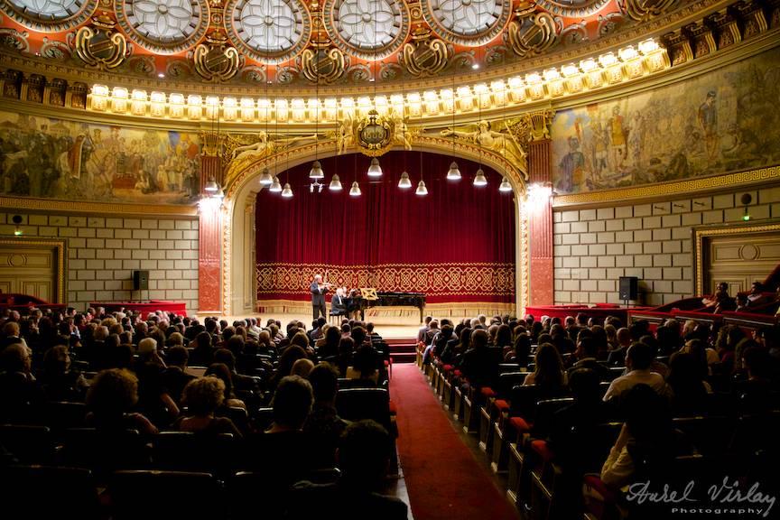 Violonistul Uto Ughi Seara Concert Ateneul Roman - foto AurelVirlan Emails-40