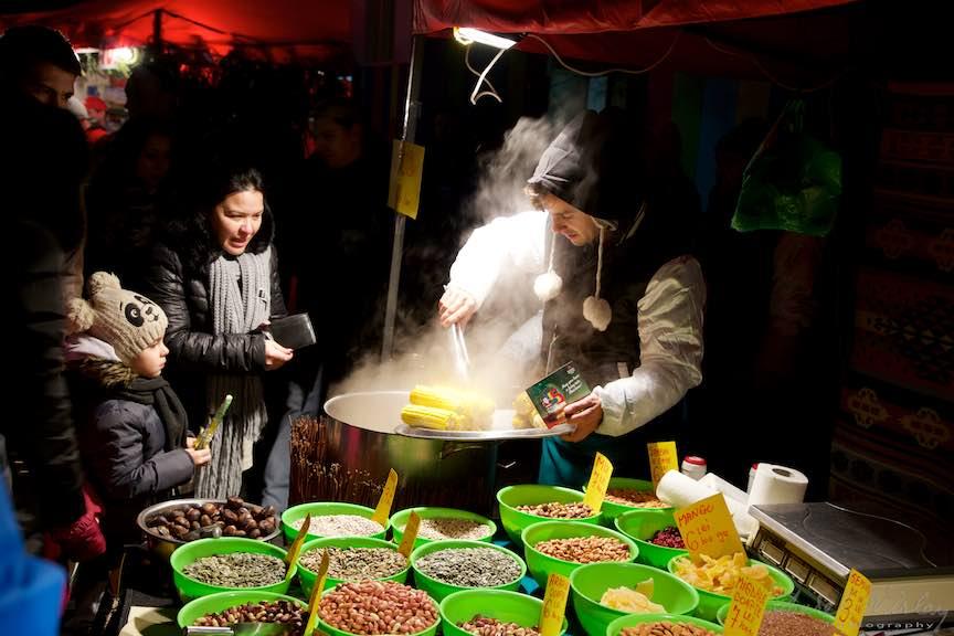 Bucharest Christmas Market Piata Universitatii Bucuresti - Instantanee FotoAurelVirlan - 11