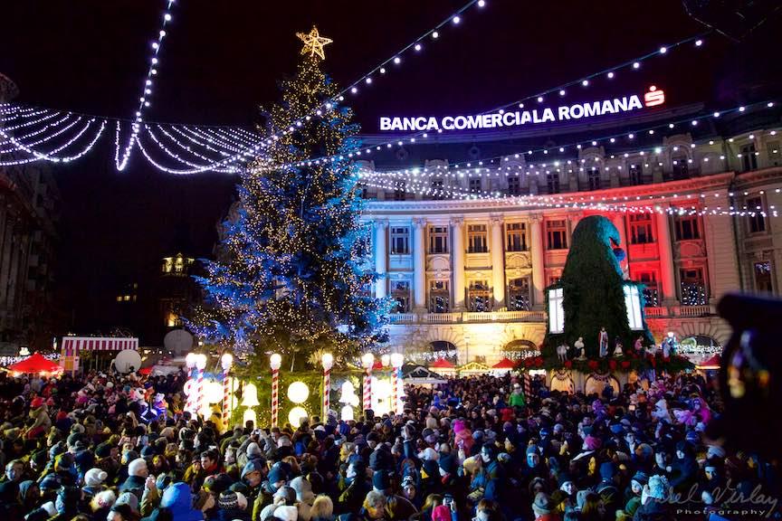 Bucharest Christmas Market Piata Universitatii Bucuresti - Instantanee FotoAurelVirlan - 22