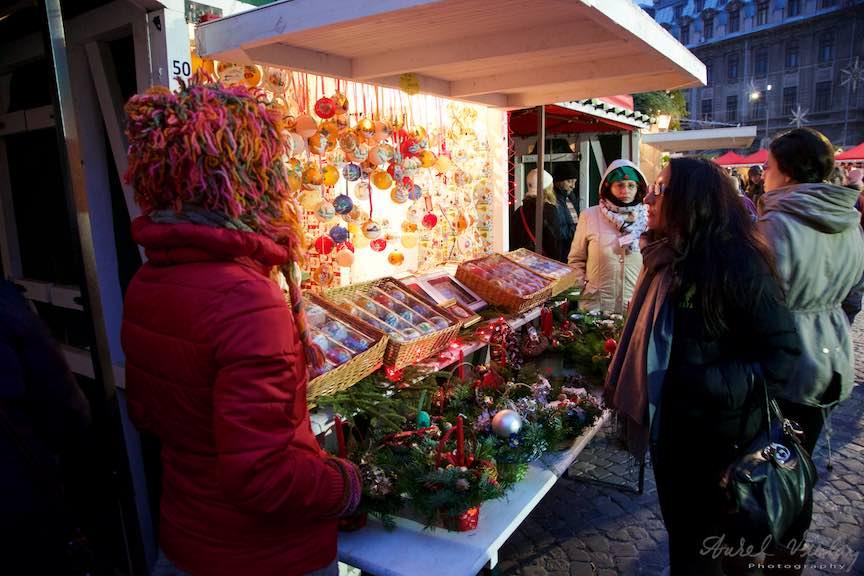 Bucharest Christmas Market Piata Universitatii Bucuresti - Instantanee FotoAurelVirlan - 3