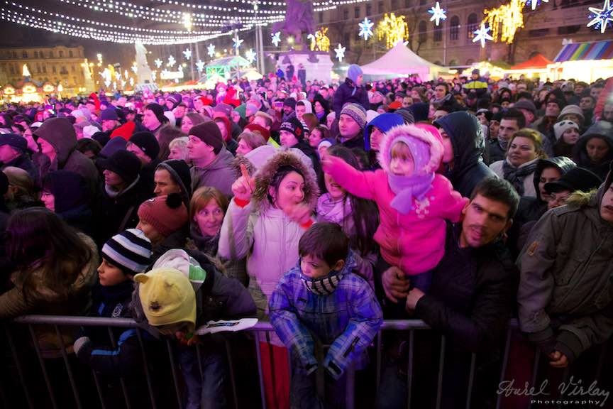 Bucharest Christmas Market Piata Universitatii Bucuresti - Instantanee FotoAurelVirlan - 37
