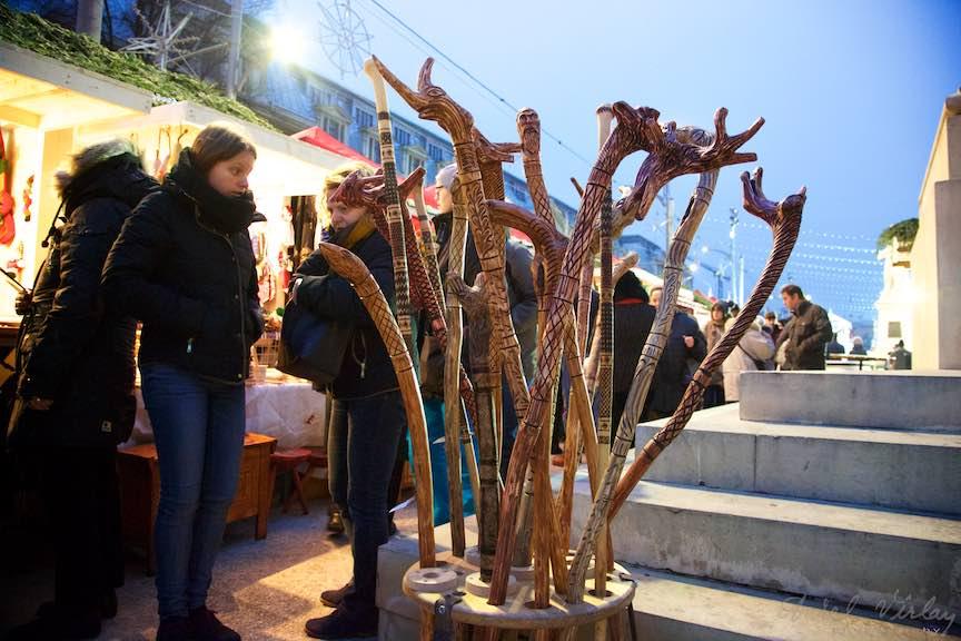 Bucharest Christmas Market Piata Universitatii Bucuresti - Instantanee FotoAurelVirlan - 9