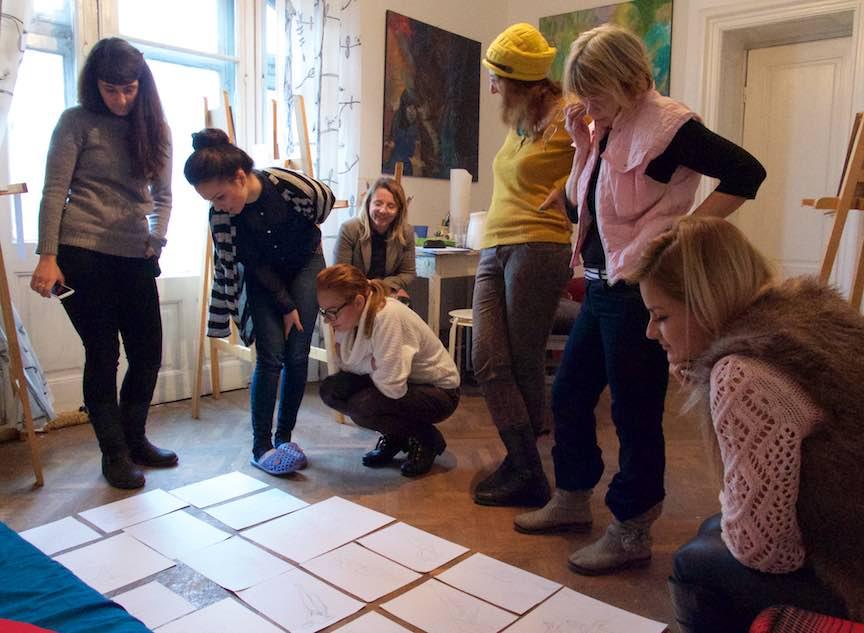 Curs Desen Crochiuri Model CasaArte FotoAV+C+ WebSize  40 analiza si discutii