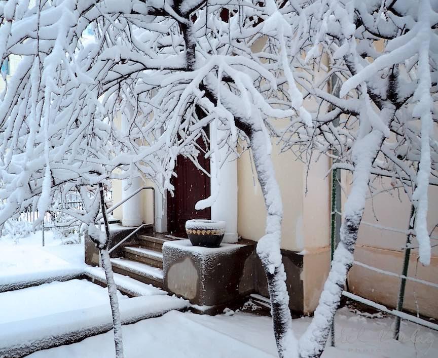 Fotografii ninsoare iarna Bucuresti - fotojurnalism Aurel Virlan - Emails 37