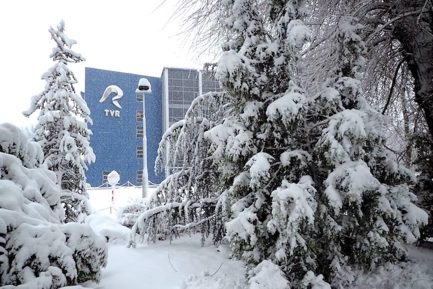 Fotografii ninsoare iarna Bucuresti - fotojurnalism Aurel Virlan - Emails 39