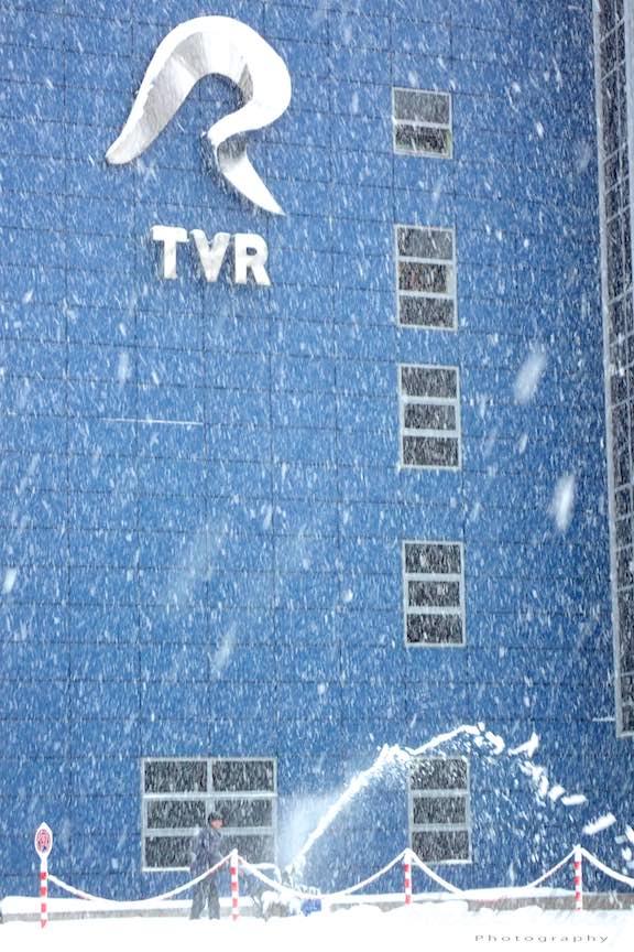 Fotografii ninsoare iarna Bucuresti - fotojurnalism Aurel Virlan - Emails 40