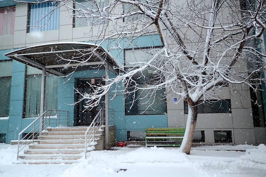 Fotografii ninsoare iarna Bucuresti - fotojurnalism Aurel Virlan - Emails 42