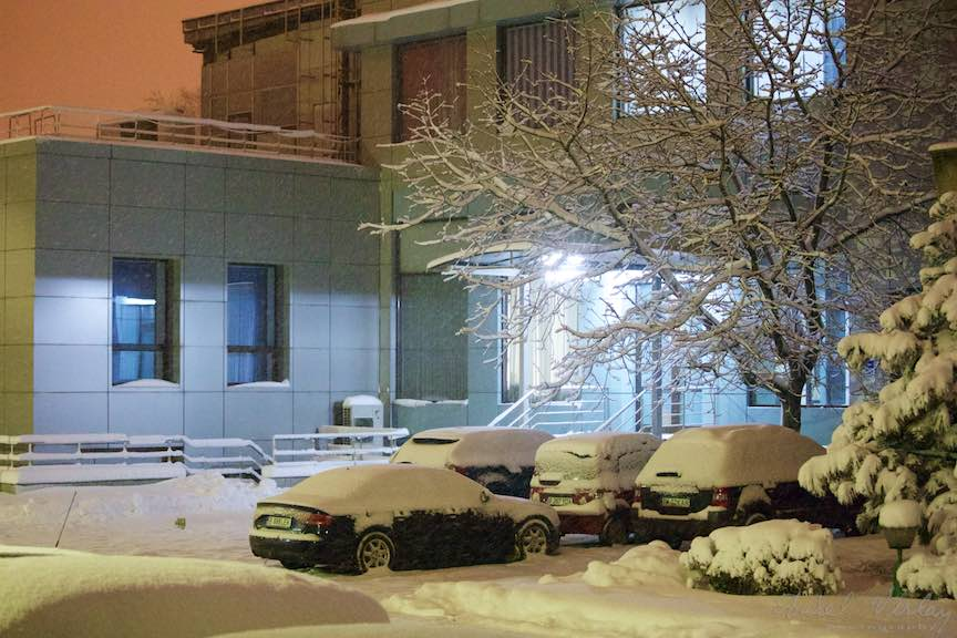 Fotografii ninsoare iarna Bucuresti - fotojurnalism Aurel Virlan - Emails 44