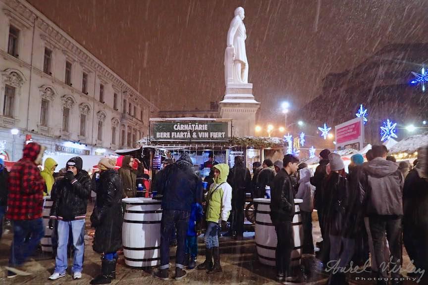 Fotografii ninsoare iarna Bucuresti - fotojurnalism Aurel Virlan - Emails 46c1