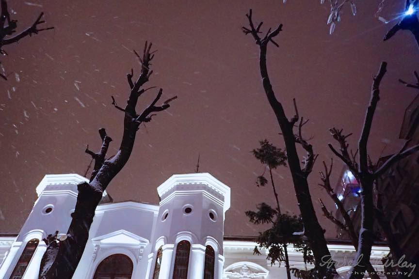 Fotografii ninsoare iarna Bucuresti - fotojurnalism Aurel Virlan - Emails 46d