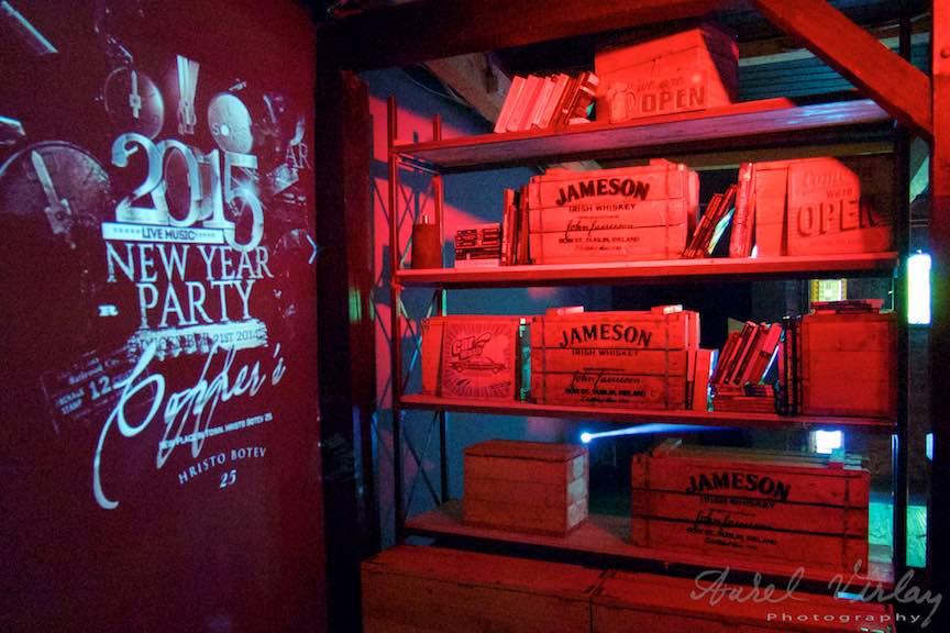 Petrecere Revelion 2015 Copper-s-Pub.
