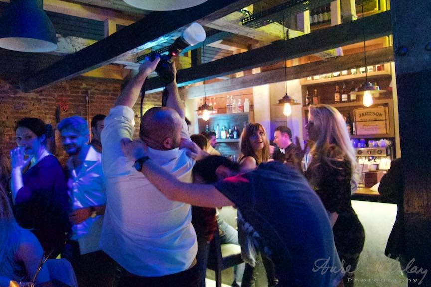 Petrecere Revelion Copper-s-Pub - Foto Aurel Virlan - Emails 46