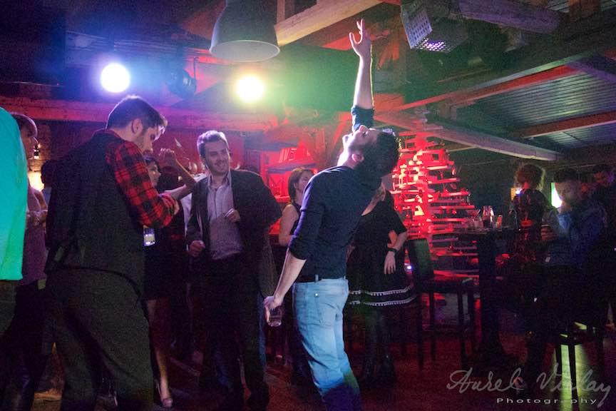 Petrecere Revelion Copper-s-Pub - Foto Aurel Virlan - Emails 50