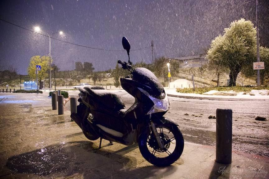 Zapada Jerusalem iarna Israel- Fotografii strada Aurel Virlan - EmailS 2