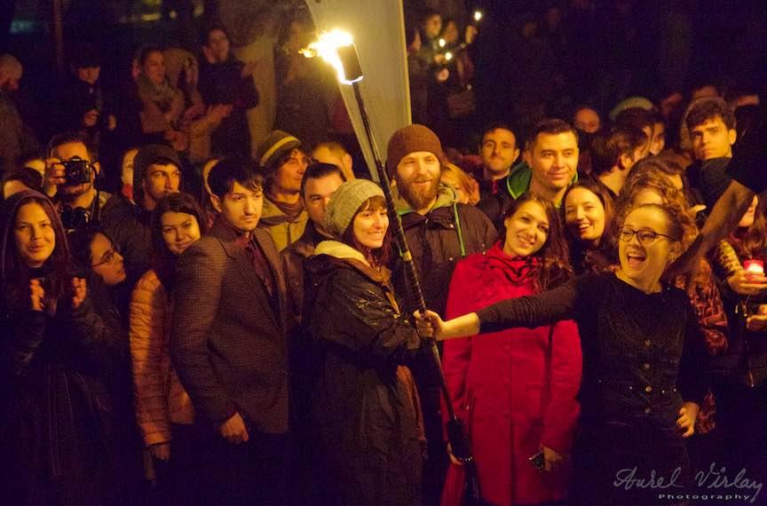 Ora Pamantului Bucuresti noapte ploaie foc Herastrau - Foto_Aurel-Virlan_Emails 28