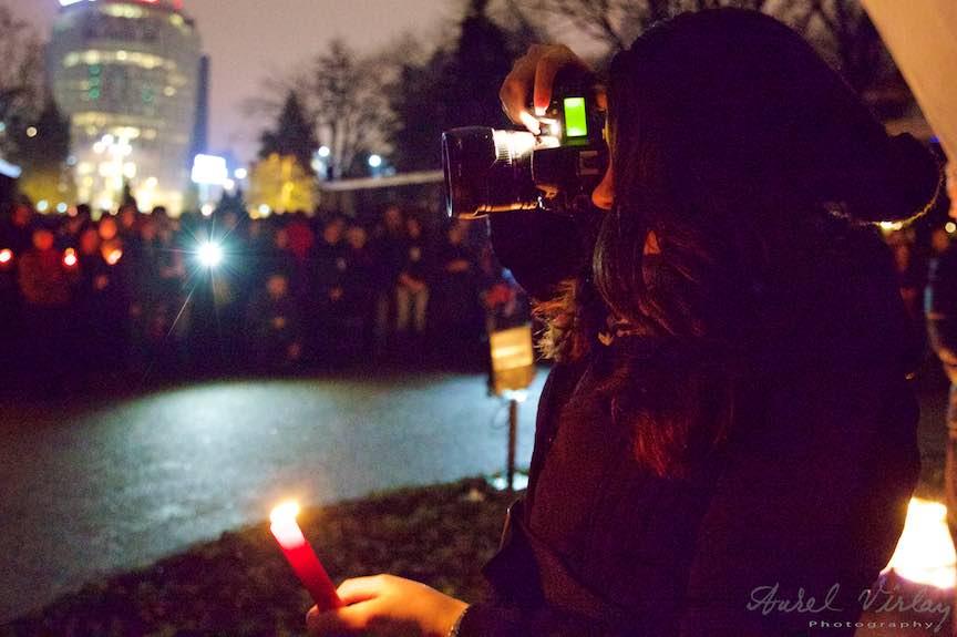 Ora Pamantului Bucuresti noapte ploaie foc Herastrau - Foto_Aurel-Virlan_Emails 3
