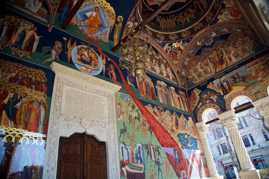 Biserica Sfantul Gheorghe Nou - Constantin Brancoveanu Bucuresti - Foto_Aurel-Virlan_Emails 145