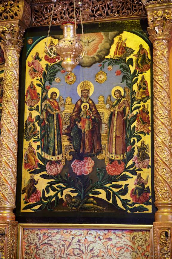 Biserica Sfantul Gheorghe Nou - Constantin Brancoveanu Bucuresti - Foto_Aurel-Virlan_Emails 4