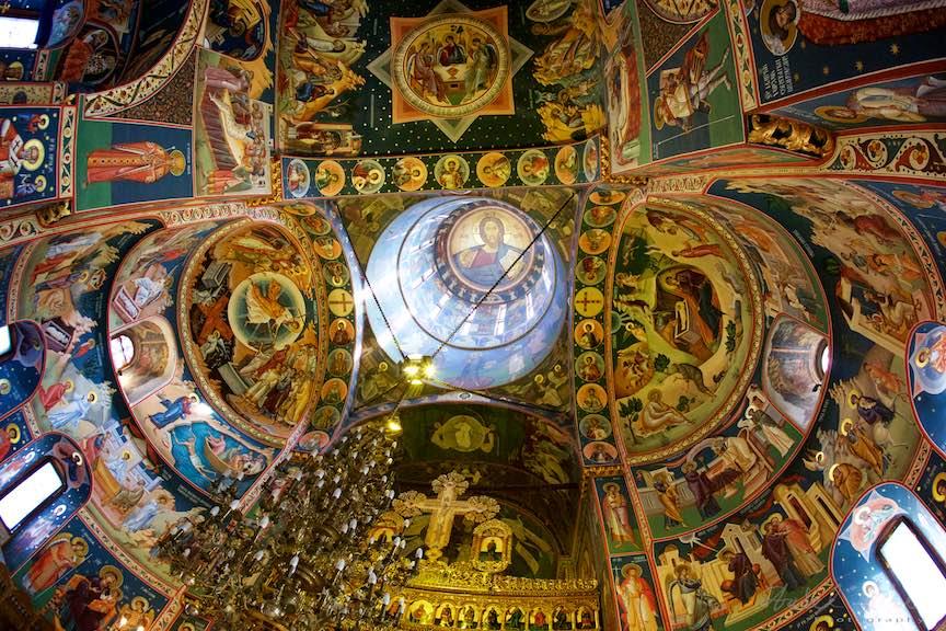 Biserica Sfantul Gheorghe Nou - Constantin Brancoveanu Bucuresti - Foto_Aurel-Virlan_Emails 75