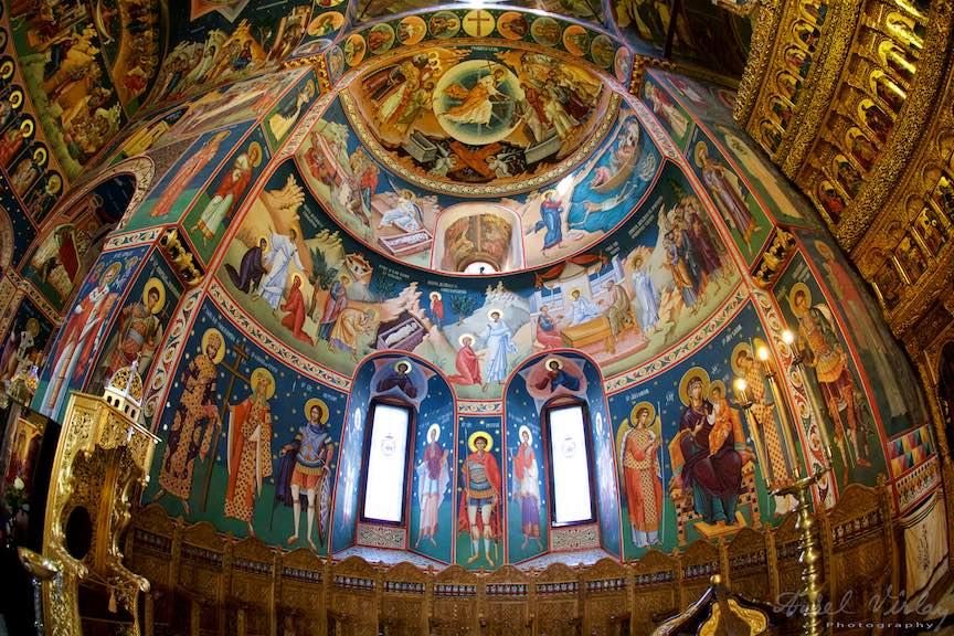 Biserica Sfantul Gheorghe Nou - Constantin Brancoveanu Bucuresti - Foto_Aurel-Virlan_Emails 79